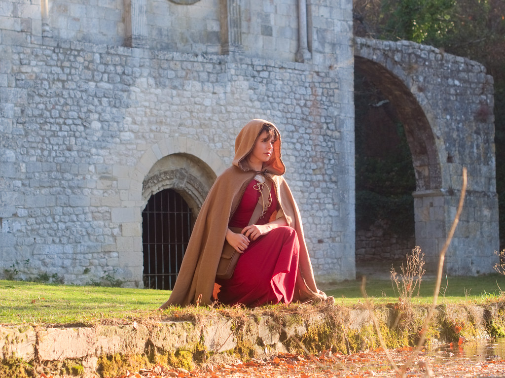 related image - Shooting Médiéval - Orena Costume - Val des Nymphes -2017-12-23- P1100631