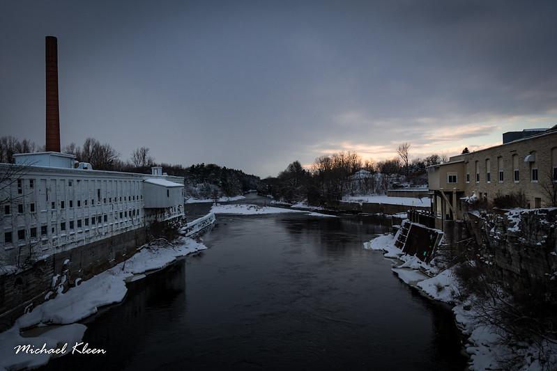 Black River at Brownville