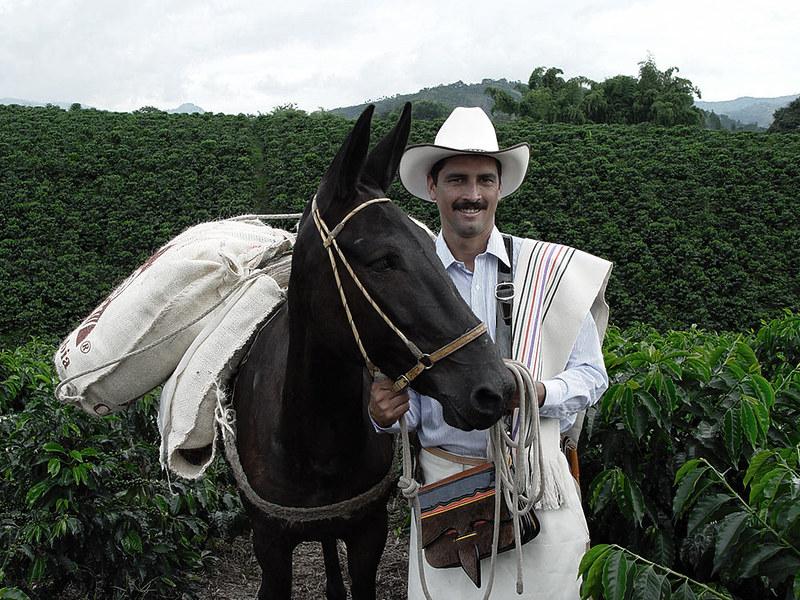 Juan Valdez - Người đại diện cà phê Colombia