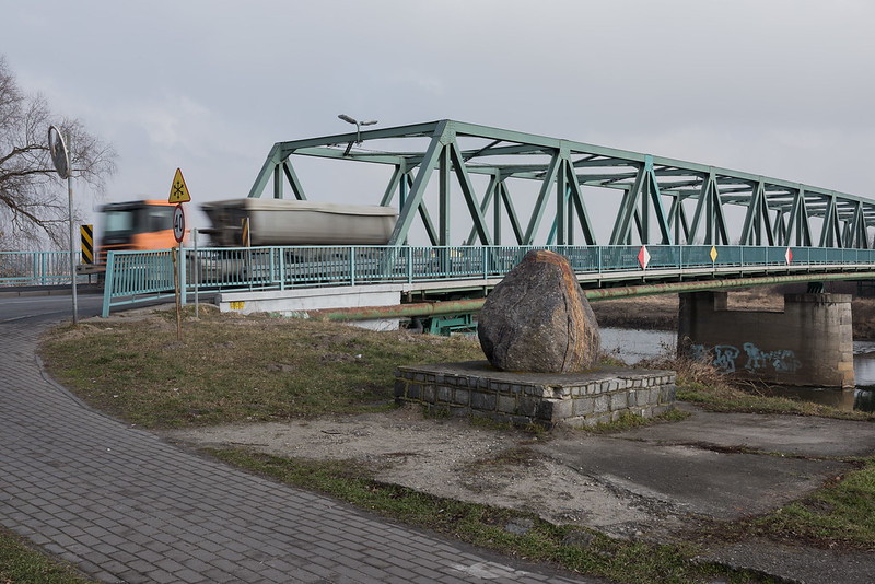 Oława, ul. Chrobrego/Ohlau, Oderschtrasse, 15.02.2018
