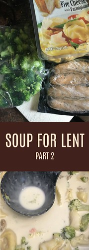 Soup For Lent