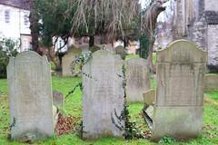Churchyard St Mary's Aylesbury