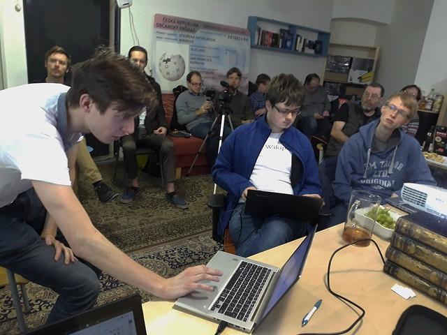 Památkový Wikidata workshop