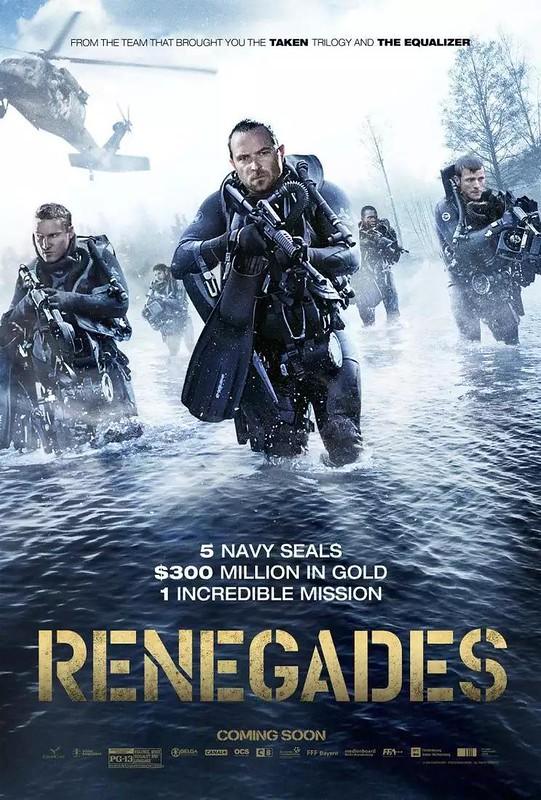 Renegades - Poster 1