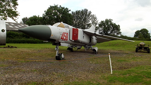 Mig 23 - 'Red 458'