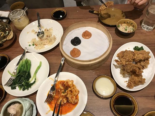 Paradise Dynasty --- dinner