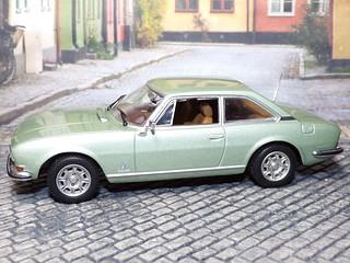 Peugeot 504 Coupé - 1974