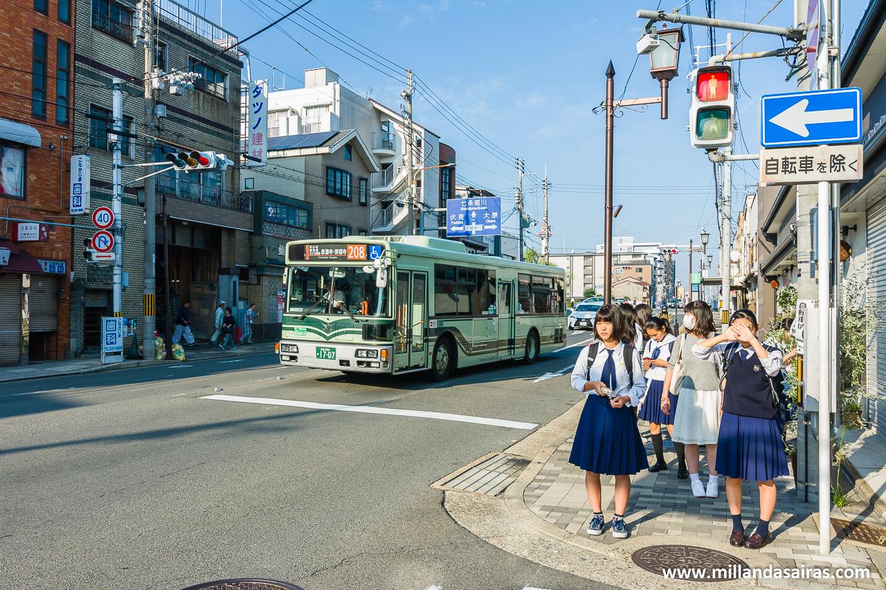 Calles de Kioto