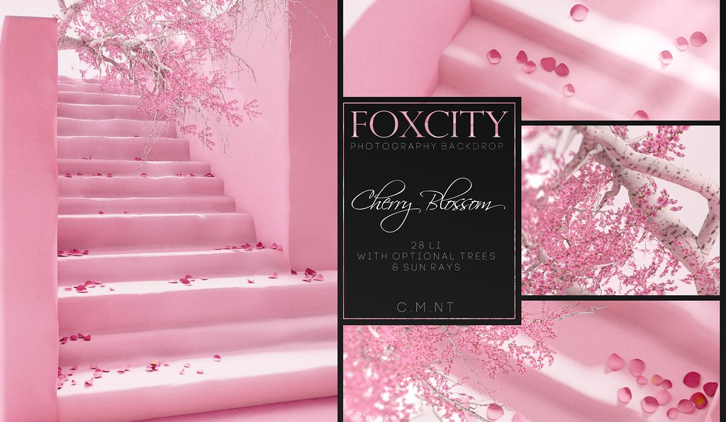 FOXCITY. exclusive @ On9