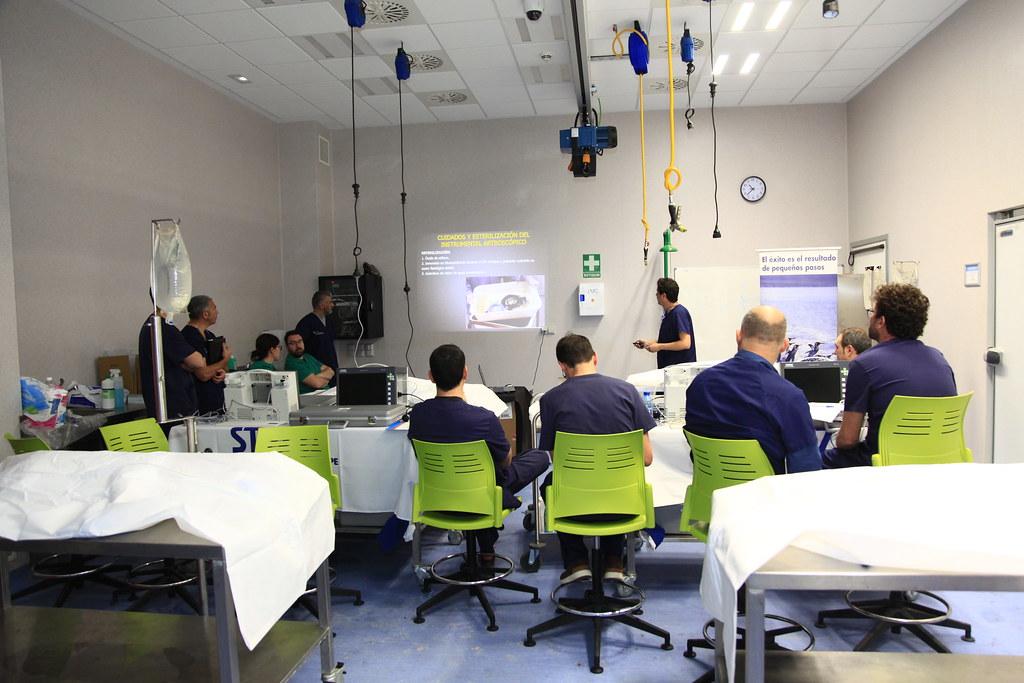 Talleres del Congreso Internacional de la Sociedad Española de Cirugía Veterinaria