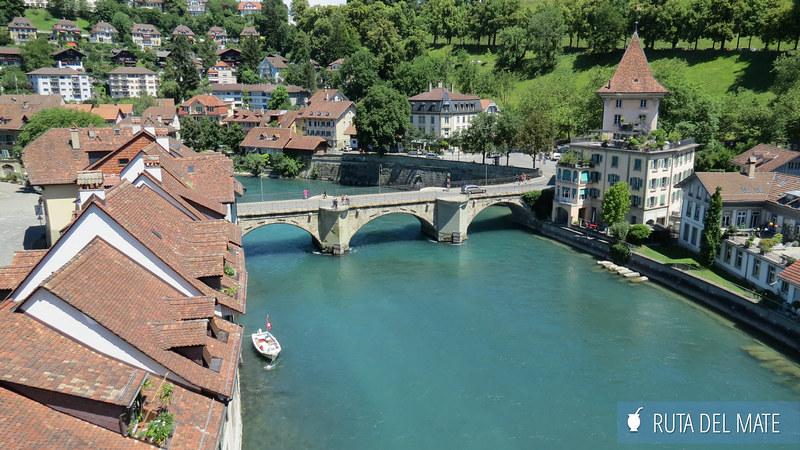 Itinerario Suiza Berna 20