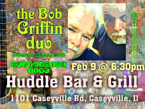 Bob Griffin Duo 2-9-18