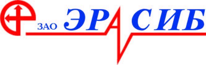 Логотип ЗАО ЭраСИБ