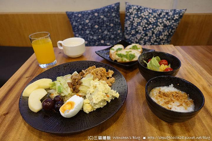 東旅湯宿早餐