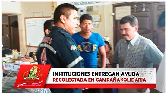 instituciones-entregan-ayuda-recolectada-en-campana-solidaria
