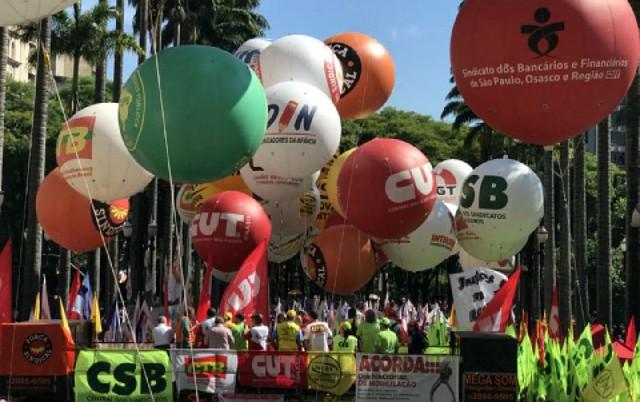 Contra a reforma da Previdência: confira a agenda de mobilizações em todo o país