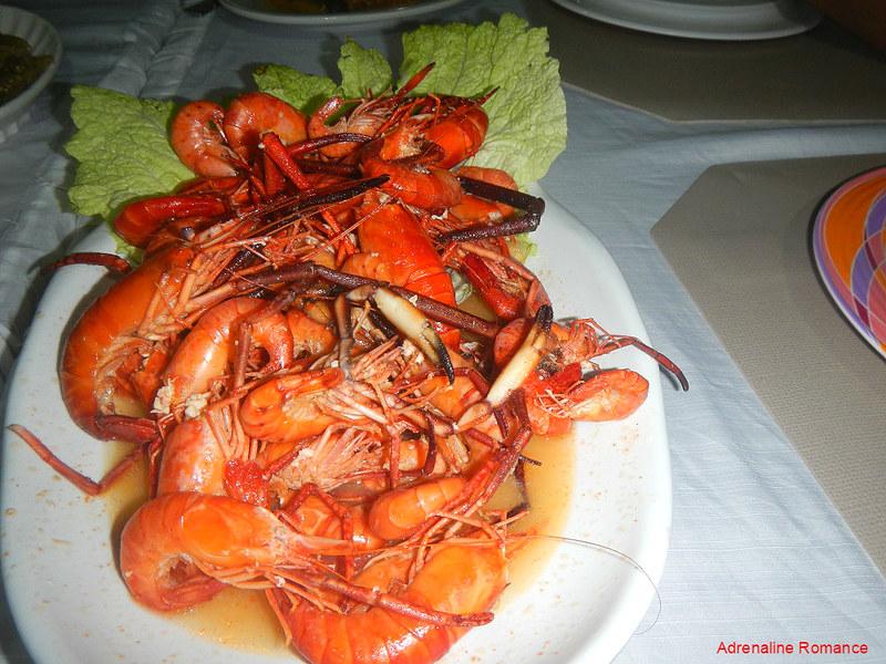 Fried crayfish! Yummy!