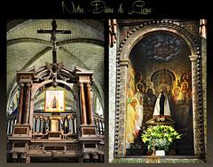 La basilique Notre-Dame de Liesse (I)  2/2 - Photo of Vesles-et-Caumont