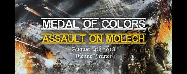 Medal of Colors –  Assault on Molech - 4 août 2018 40331836722_e1589b5894_z
