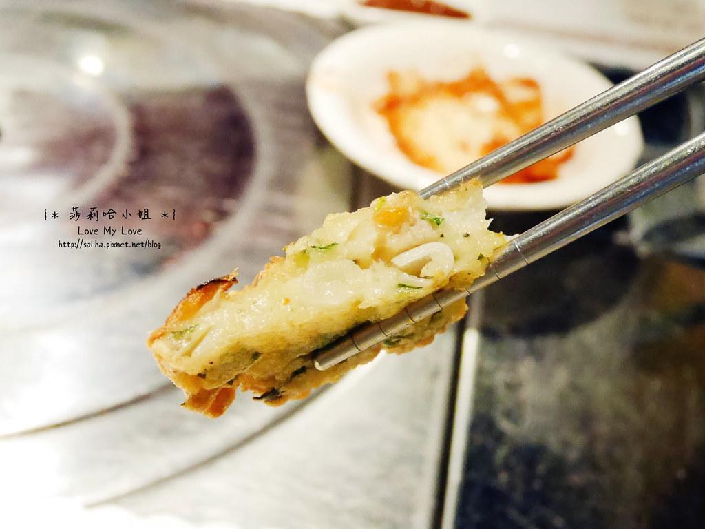 台北松山區韓國料理餐廳漢陽館 (23)