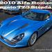 2010 Allfa Romeo Zagato TZ3 Stradale - 01a