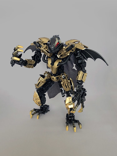 Throwback: Makuta of Shakaz