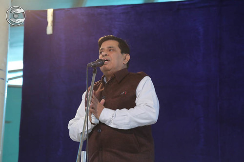 Devotional song by Devinder Manchanda from Patel Nagar