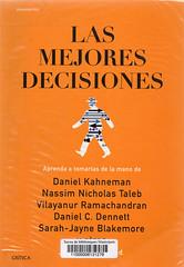 John Brockman, Las mejores decisiones