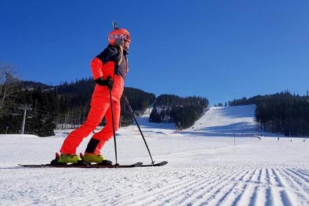 SNOW tour: Dolní Morava – po vlnách do tunelu