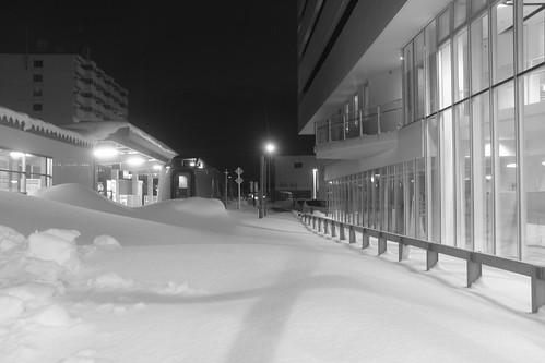 Wakkanai Station on 27-02-2018 (1)