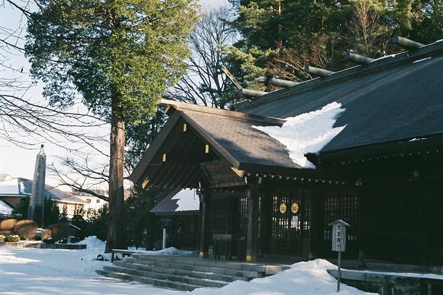 岩手護国神社