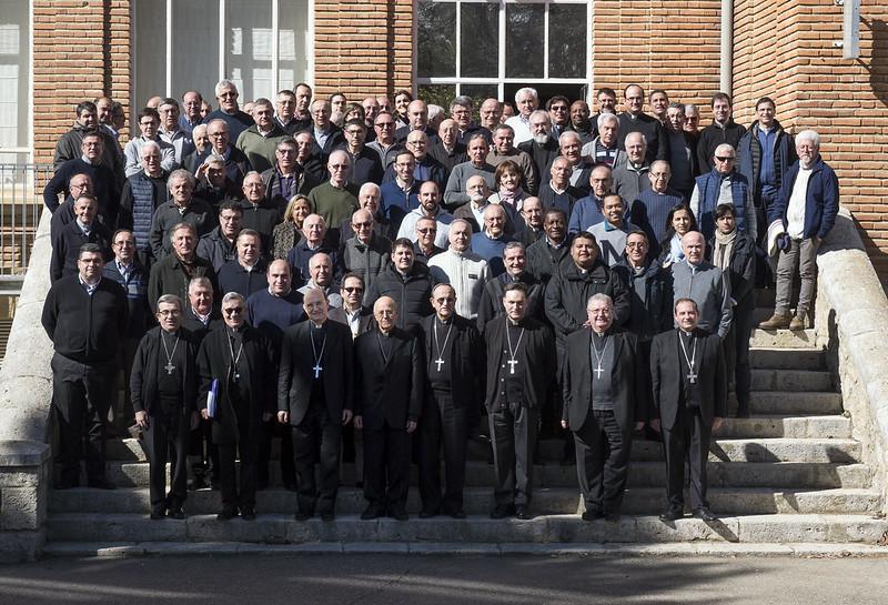 19y20-2-2018 - XXXVII Encuentro de Obispos, Vicarios y Arciprestes de Iglesia en Castilla