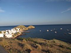 La Isleta del Moro.