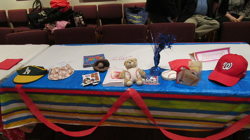 4F's Birthday Party at Paint Branch UU Church, January 19, 2018