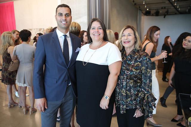 Daniel Souza, Natalie Diamatis, & Madeleine Conway