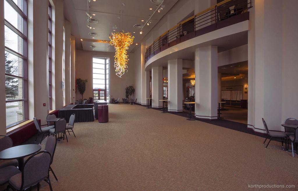 Grand Foyer Radiologie : Grand foyer orchestra lobby weidner center for the