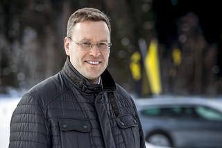 Opel Geschäftsführer Engineering Christian Müller