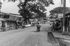 Edea streets