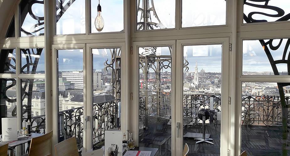 Restaurants Brussel: restaurant Muziekinstrumentenmuseum | Mooistestedentrips.nl