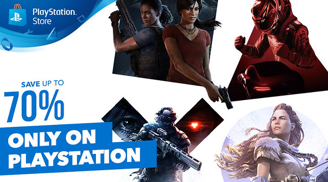 Big discounts on PS4 exclusives start today on PlayStation Store ... 075e328428
