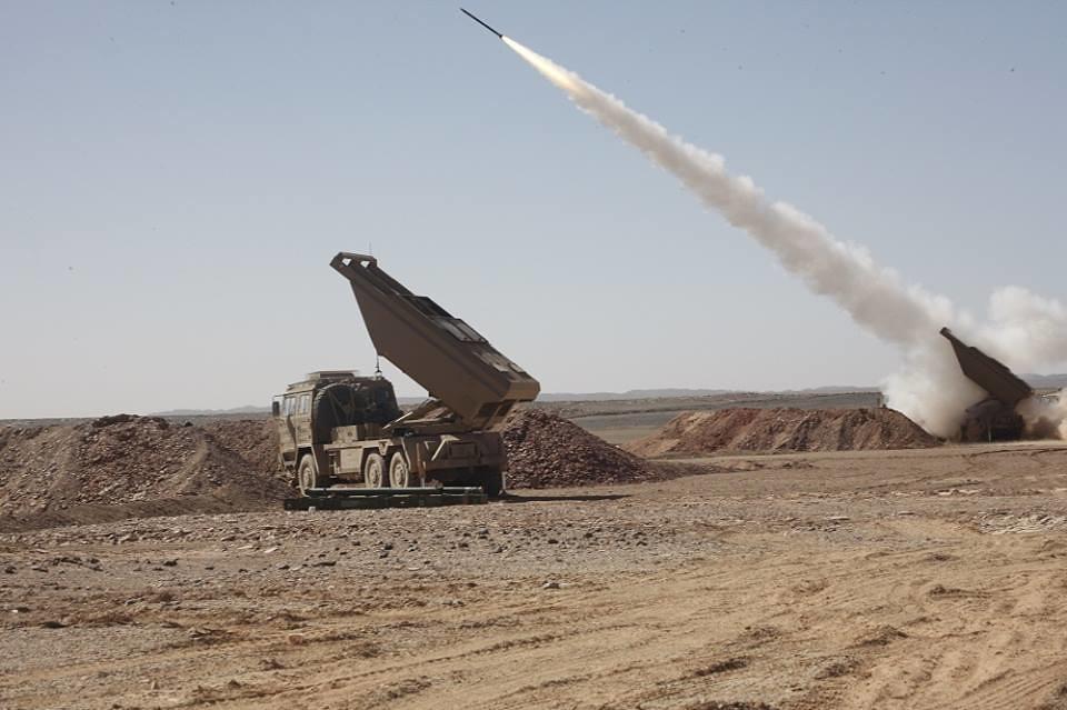حصري : الجزائر تمتلك راجمات SR-5 الصينية 25797977288_d5b5415750_b