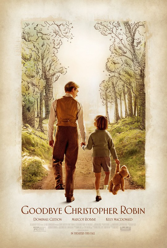 Goodbye Christopher Robin - Poster 2