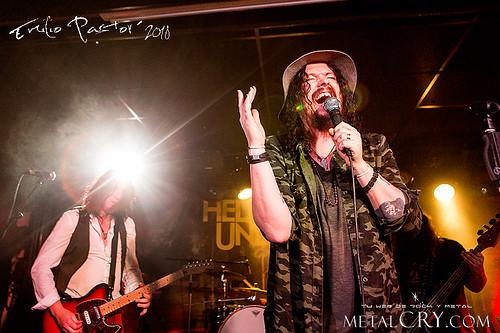 Hellsingland Underground - Loco Club, Valencia//18-01-2018
