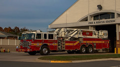 Tower-Ladder 619, Loudoun County Fire and Rescue