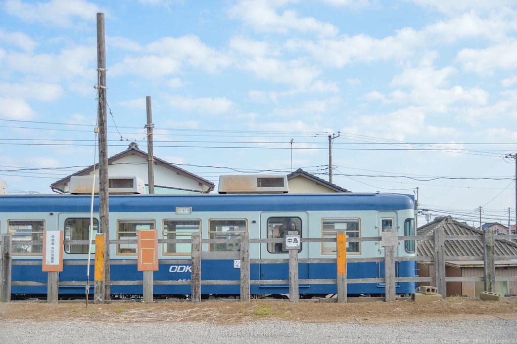 銚子電鉄 戸川駅
