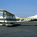 Cessna 182L Skylane G-AWBP Perranporth 15-4-73