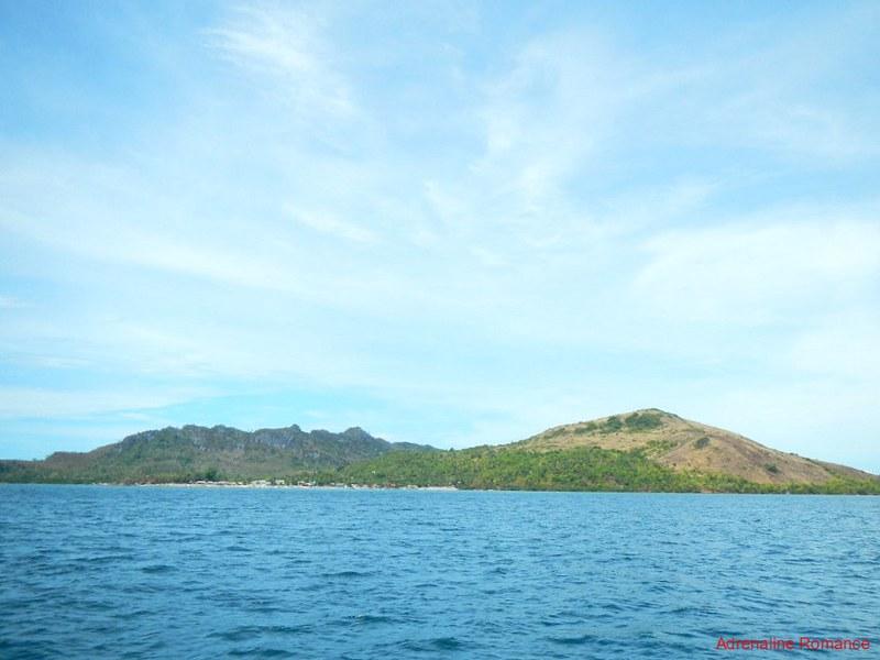 We'll come back, Islas de Gigantes