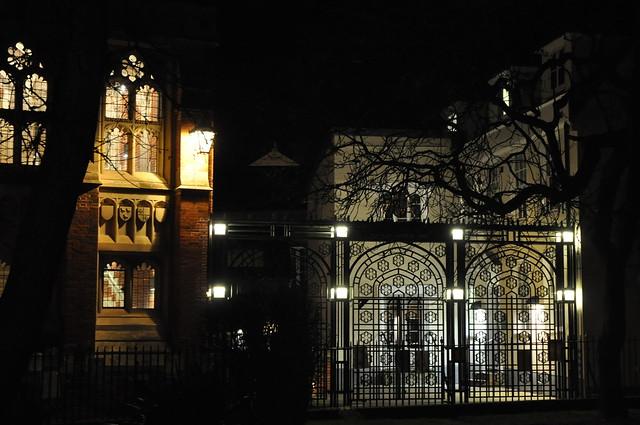 Cambridge at night (series), Nikon D90, AF-S DX Zoom-Nikkor 18-70mm f/3.5-4.5G IF-ED
