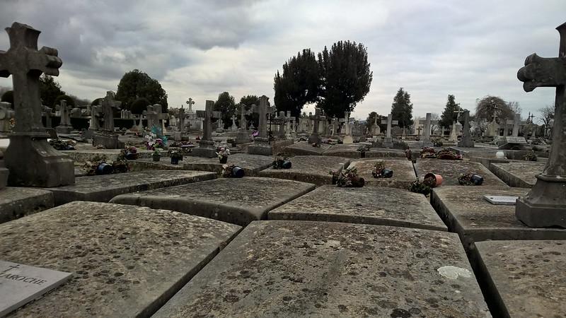 Lyon, Cemetery of Loyasse
