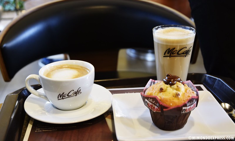 Mc Café Nyugati